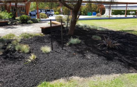 Carry Mulch, Clayton - MasterpieceGardenscapes