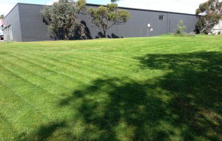 Commercial acreage lawn mowing - MASTERPIECE GARDENSCAPES
