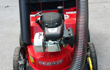 Gravely Commercial Vacuum