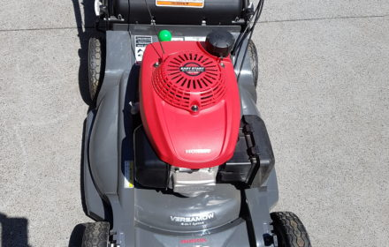 Honda Commercial Mower