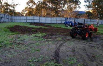 Soil Levelling